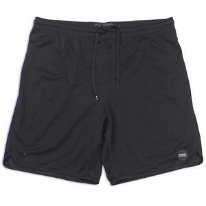Oakley-Lethal-Black-34-L-Mens-Casual-Sports-Shorts-Boardshorts-Walkshorts