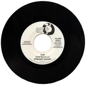 """STRAIGHT JACKET """"FUN"""" STUNNING 80's SOUL MOVER LISTEN!"""
