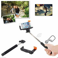 Bluetooth Wireless Adjustable Selfie Stick for Apple iPhone 4/5/6/7 Plus Android