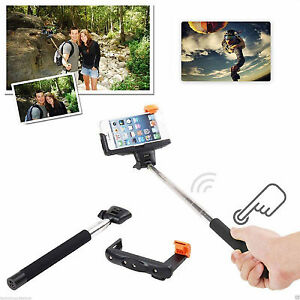 Bluetooth-Wireless-Adjustable-Selfie-Stick-for-Apple-iPhone-4-5-6-7-Plus-Android
