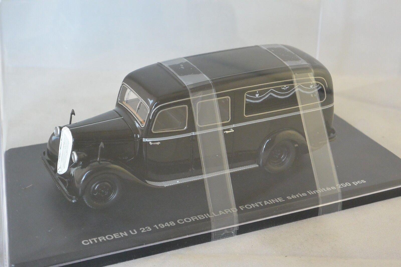 PERFEX 504 CITROEN U23 CORBILLARD 1948 1 43