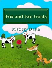 Fox and Two Goats by Mazen Daka (2015, Paperback)