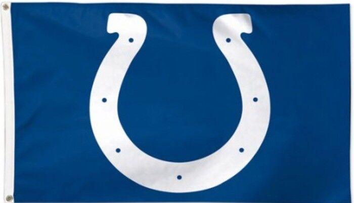 Flagge Hissflagge NFL Indianapolis Colts Colts Colts 90 x 150 cm Fahne 383f2a
