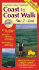 Coast to Coast Walk: Map and Guide: East by Footprint (Sheet map, folded, 2003)