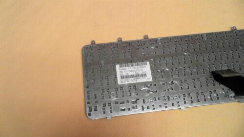 Genuine HP DV7-1000  Silver US Keyboard 506120-001 PK1303X0600 483275-001 Tested
