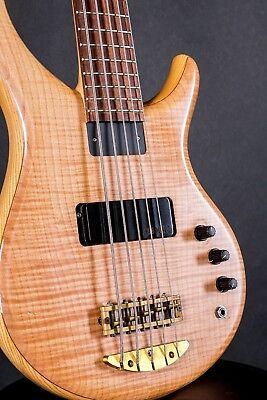 alembic excel 5 string bass ebay. Black Bedroom Furniture Sets. Home Design Ideas