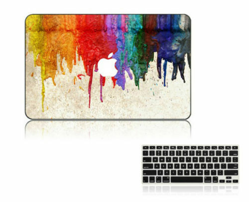Laptop Hard Case Keyboard Cover For Apple MacBook Air Pro Retina 11 13 15 2015