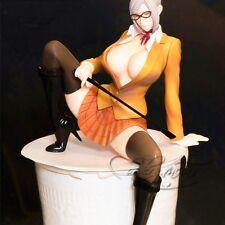 Anime Kangoku Gakuen Prison School Shiraki Meiko Cool Ver. Noodle Stopper Figure