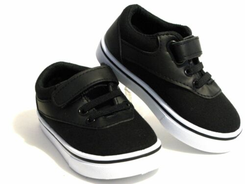New Baby Toddler Boy Or Girls Casual Canvas Shoes Loafers SlipOn Boat Shoes
