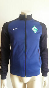 810325 Gr Track Performance Authentic Details s Werder Sv N98 524 About Jacket New Bremen Nike f7yvYbg6
