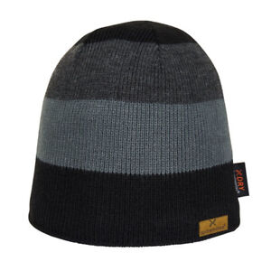 9bf1feacfe8 Image is loading Extremities-Thermal-Fleece-Insulated-Arid-Beanie-Waterproof -Hat-