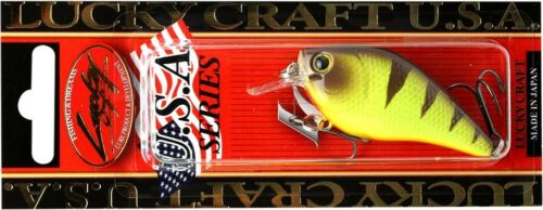 859 Nothern Walleye LUCKY CRAFT LC 1.5
