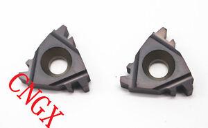 10p-22IR5-0TR-SMX35-Cnc-Lathe-Threading-tournage-carbide-Inserts-Lames