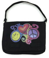 Black Book Bag Fits 18 Inch American Girl Doll Clothes Accessories School