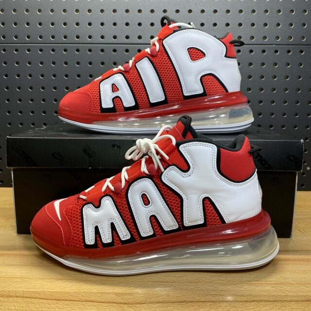 Hueso margen Debe  Nike Air More Uptempo 720 Cj3662 600 SNEAKERS 27 for sale online | eBay