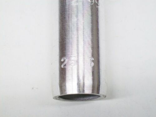 NEU ORIGINAL SACHS Alu Sattelstütze Seatpost Rd 25,6x220mm OE C185026