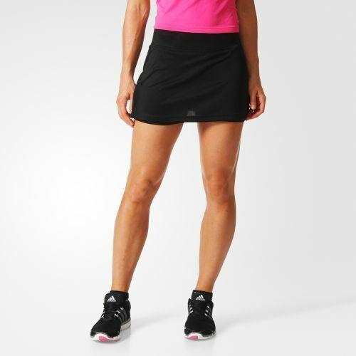 Adidas Badminton Skort Womens Club Black S94906