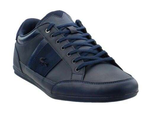 Mens Lacoste Chaymon 119 2 CMA Trainers Navy Lace Up Shoes