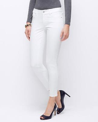 NWT Ann Taylor Skinny Jeans  $89.00  NEW Grey Blue   Free Ship