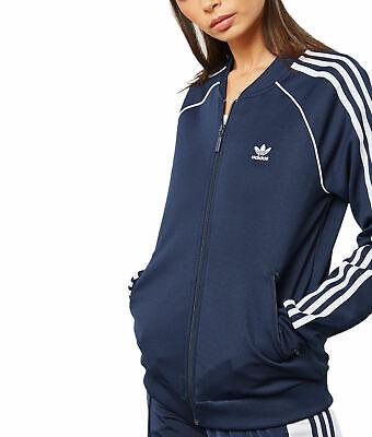 adidas Originals Womens Adicolor SST Superstar Track Jacket