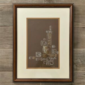 Trozos de Tiempo 1/Pieces of Time 1 Fine Art by Meinhardt Framed & Matted