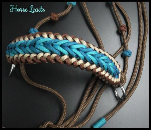 Bitless Bridle Sidepull Natural Horsemanship High Quality Custom Made UK