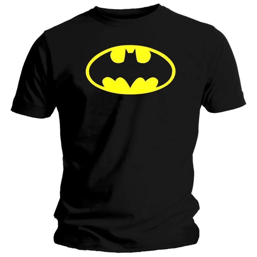 T SHIRT BATMAN T-SHIRT Batman - Comics Marvel size S to XXL