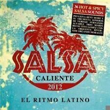 Salsa Caliente 2012 von Various Artists 2xCD (2012) Neu/OVP El Ritmo Latino