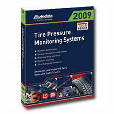Autodata 09-200 2009 Tire Pressure Monitoring System Manual