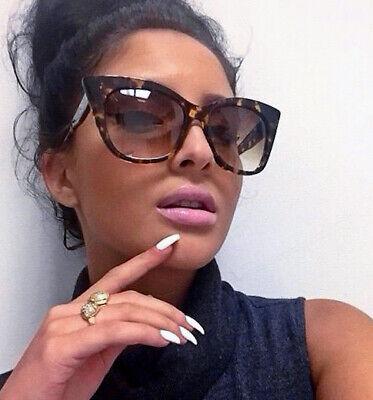 Big Kat Cat Eye Nocturnelle Fashion Celebrity Women Cut Out WaYfe Sunglasses L