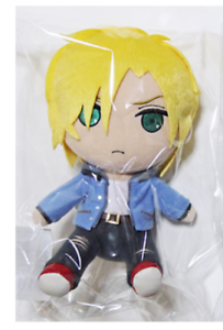 BANANA FISH Ash Lynx Gift Plush Doll Stuffed toy 20cm anime from JAPAN