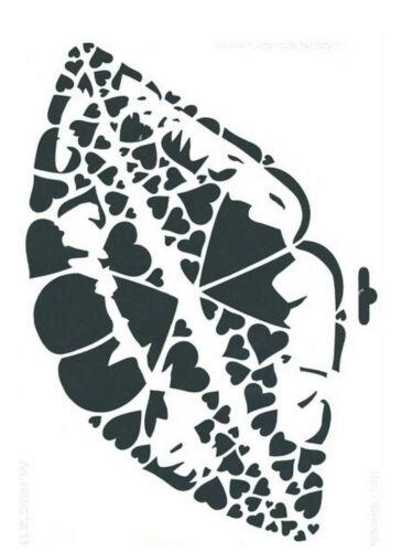 Galería de símbolos a4 young style manos pies para aplicación de pintura heike Schäfer