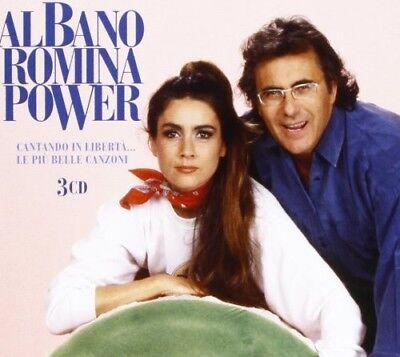 Ralf Cantando En El Bano.Al Power Romina Bano Cantando In Libertad 3 Cd New 886978340924 Ebay