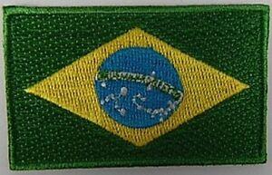 Brasilien-Aufnaeher-gestickt-Flagge-Fahne-Patch-Aufbuegler-6-5cm-neu