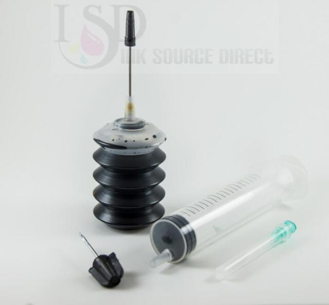 30ml premium HP 901 901XL 920 920XL 564 564XL 61 61XL Black Ink Refill Kit
