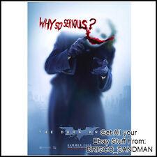 Fridge Fun Refrigerator Magnet BATMAN DARK KNIGHT Movie Poster B JOKER