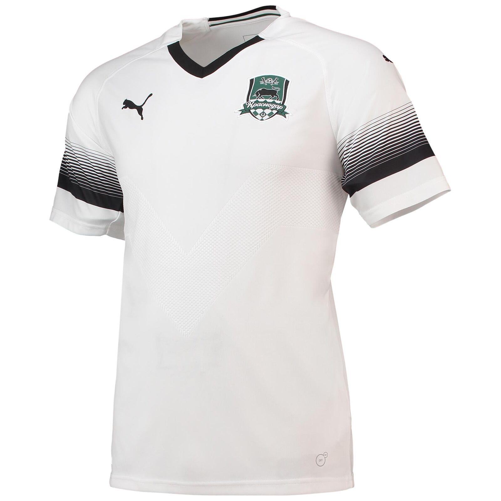 Offiziell FC Krasnodar Auswärts Shirt Fußball Trikot Oberteil 201819 Herren Herren Herren PUMA f88cf6