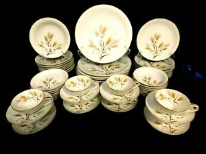 I2-Noritake-Wheaton-1953-1967-8-7-PC-Place-Settings-Free-Veggie