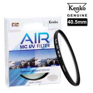 Kenko 40.5mm AIR MCUV Multi-Coated Ultraviolet Slim Thin Lens Filter Genuine