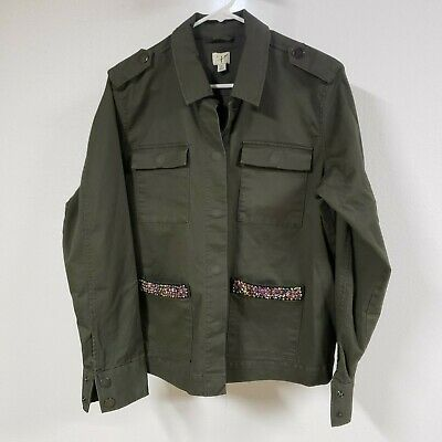 NEW Women/'s Military Vest A New Day™ OLIVE COLOR AND DIFFERENT SIZES