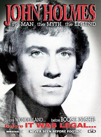 John Holmes The Man The Myth The Legend Dvd 2004 Edited Version For Sale Online Ebay