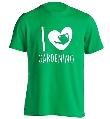 t-shirt gardening flowers plants nature lover funny 5550 Life/'s a garden dig it