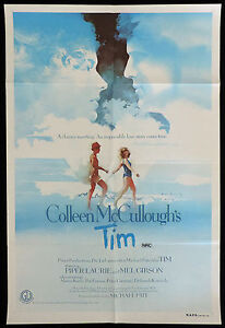 TIM-VIntage-Australian-One-Sheet-Movie-poster-MEL-GIBSON-Colleen-McCullogh