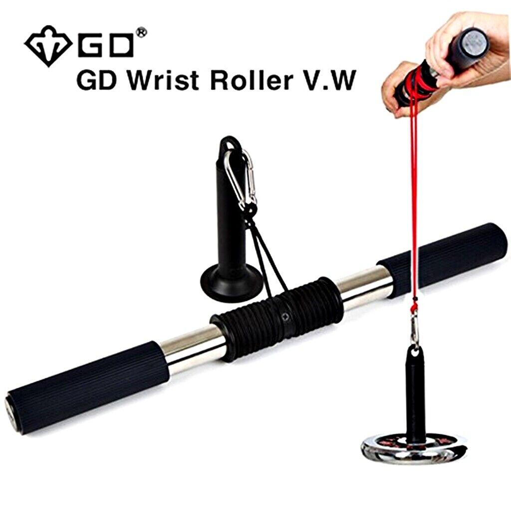 GD Wrist Support Roller V. Winding Sleeve Fitness Exercise Training Equipment