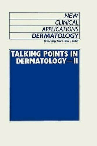 Zum Reden Points IN Dermatologie - II Hardcover Julian Verbov