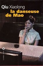 QIU XIAOLONG LA DANSEUSE DE MAO + PARIS POSTER GUIDE