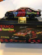 1996 Racing Champions NASCAR #28 Ernie Irvan Texaco Havoline Bank 1:24