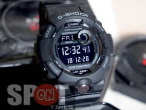 38d7ea8a5 Casio G-Shock G-SQUAD Step Tracker Bluetooth Men's Watch GBD-800-1B ...