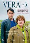 Vera Set 5 (2015 Region 1 DVD New)