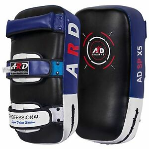 Focus Mitts Training Punch MMA Boxing Strike Curved pad Kick Muay Thai boxing